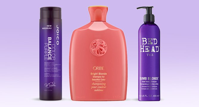 Beauty 101: Purple Shampoo