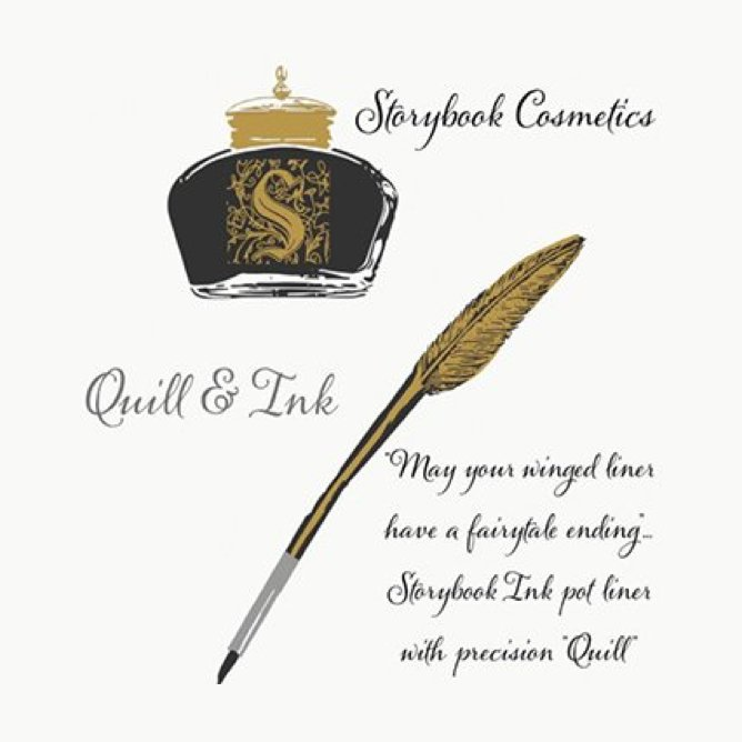 Harry Potter Quill and Ink Eyeliner is Breaking the Internet