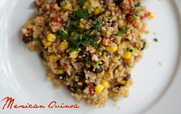 Mexicano Quinoa