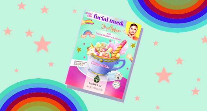 Unicorn Sheet Masks Are Here to Complete Your Magical Transormation