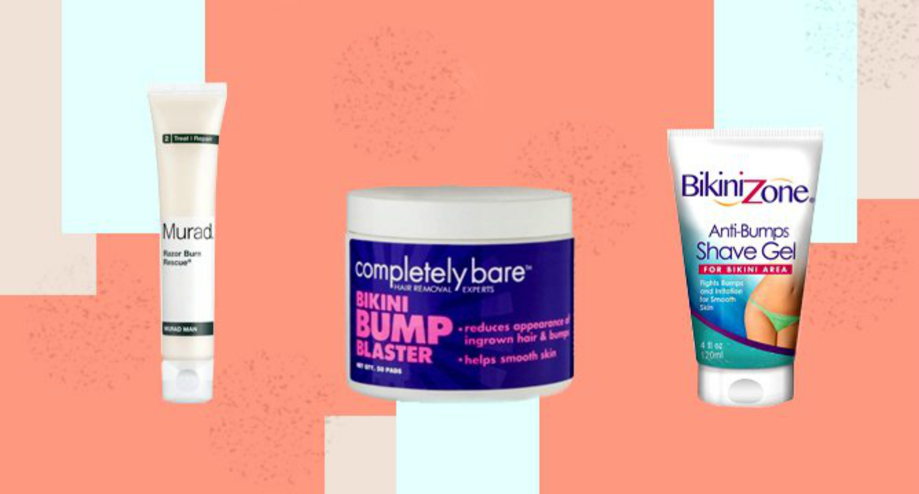 3 Products to Try If Razor Burn Has Got You Down