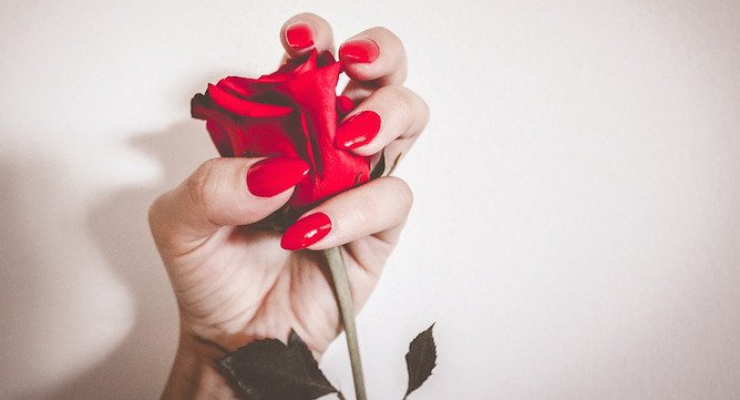 4 Valentine's Day Mani's You'll LOVE