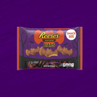 Calling Sweet Tooths, Reese's Halloween Bats Are Here