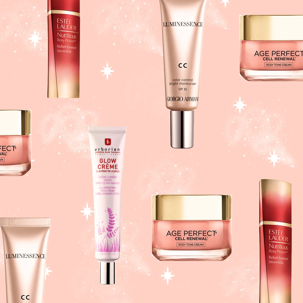 Trend Alert: Products That Give a Rosy Glow