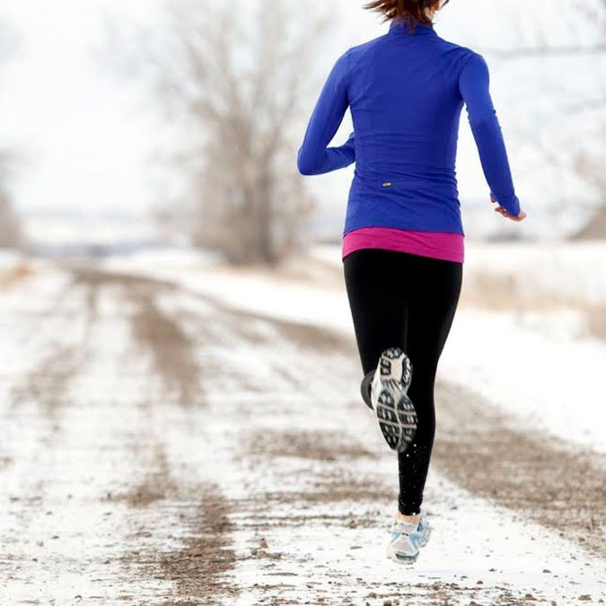 Top 4 Tips for Running in the Cold