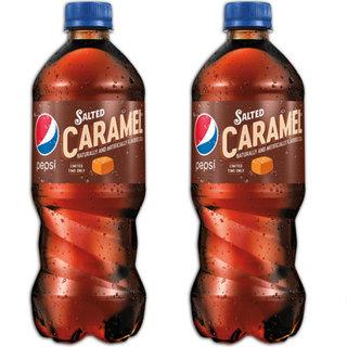Weird Food Alert: Salted Caramel Pepsi