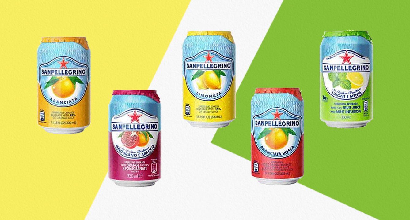 The Most Delicious San Pellegrino Flavors