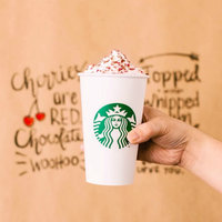 Starbucks' Valentine's Day Treats are a Cherry Dream