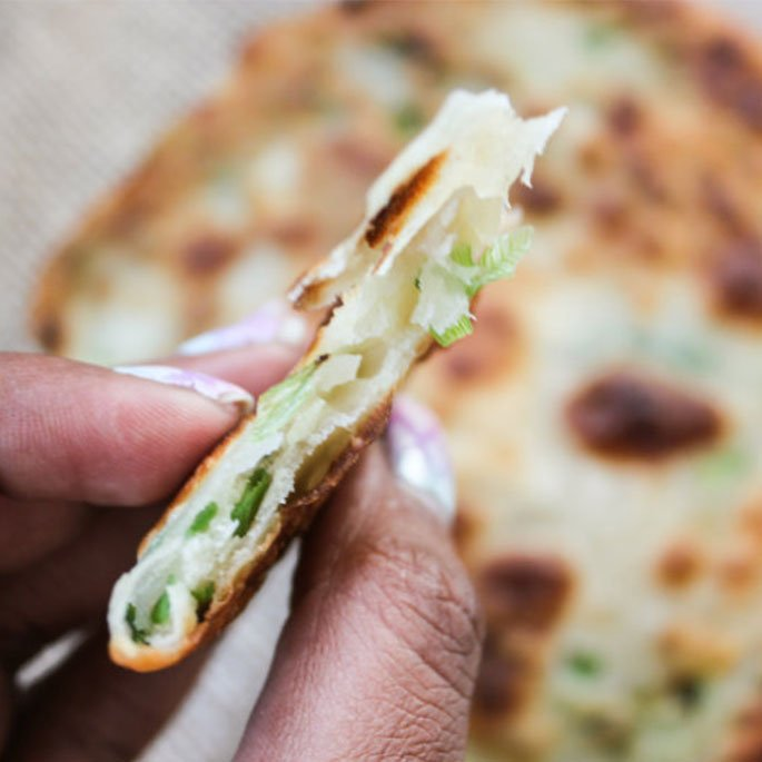 Currently Craving: Scallion Pancakes