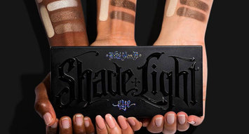 KVD's Shade + Light Glimmer Eye Contour Palette is Here
