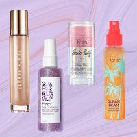 Now Trending: Shimmer Products For Your Face and Hair