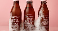 This Beer Was Made for Drinking in the Shower