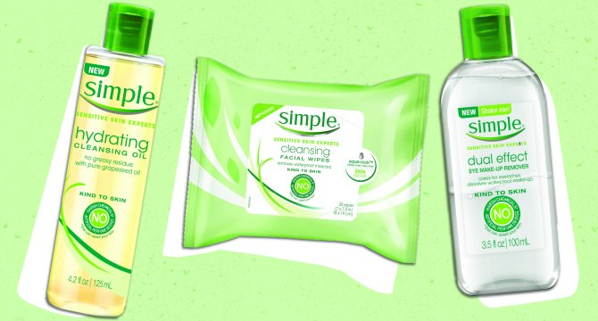 Brand Spotlight: Simple Skincare