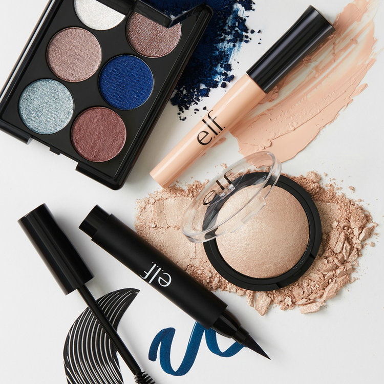 e.l.f. Dropped Fashion-Inspired Makeup