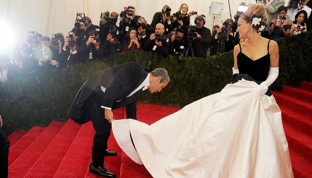 Jaw-Dropping Oscar de la Renta Red Carpet Moments
