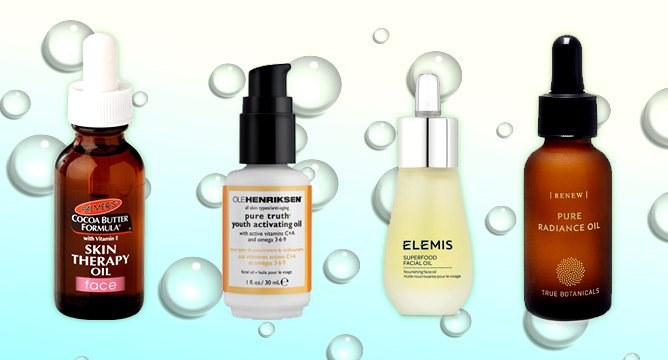 Beauty 101: Face Oils
