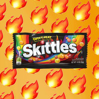 Would You Try Spicy Skittles?