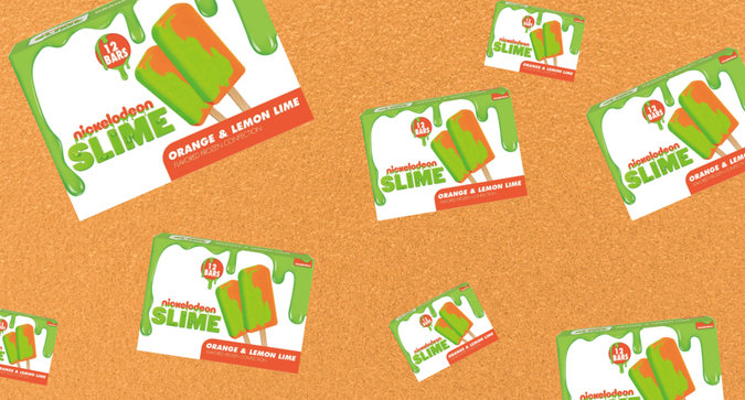 Slime Ice Cream Bars Exist to Delight Your Inner Child
