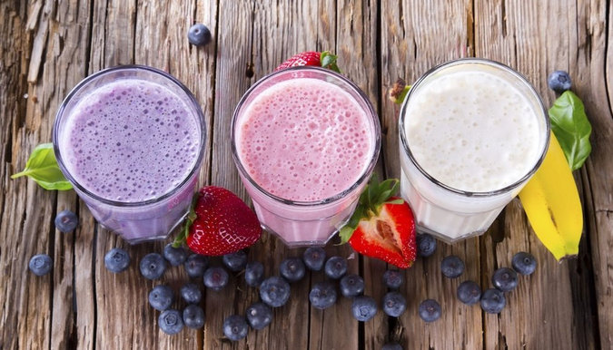 How to build the perfect smoothie
