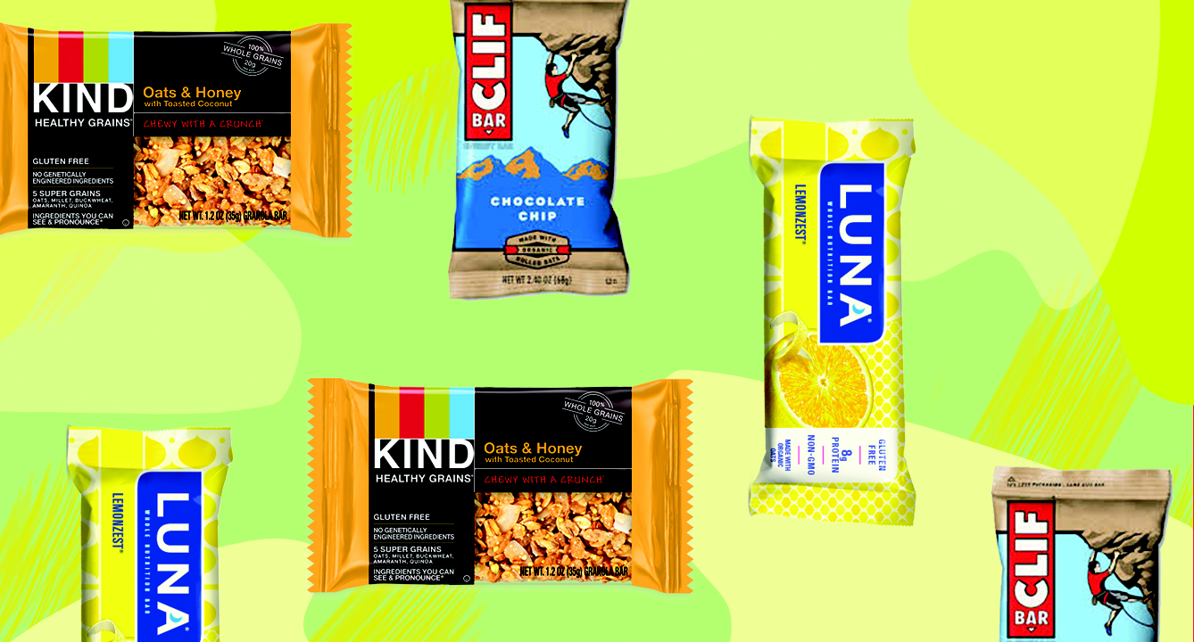 5 Tasty Nut Free Granola Bars