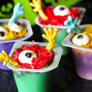 Melted Monster Pudding Packs