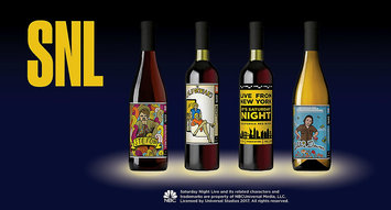 SNL Wine is Here Just in Time for Saturday Night