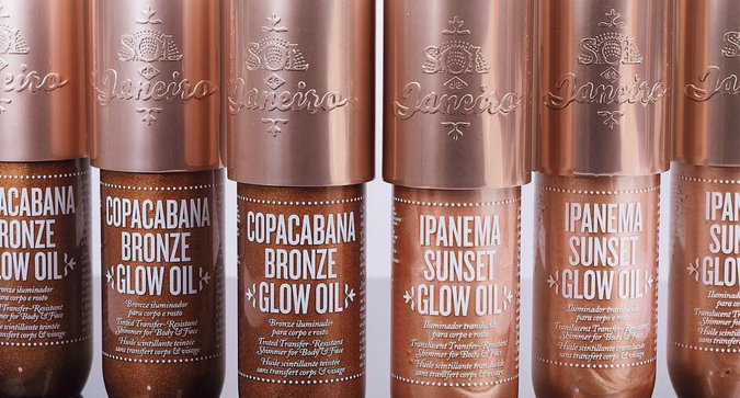 Sol de Janeiro Limited Edition Glow Oils Relaunch Today