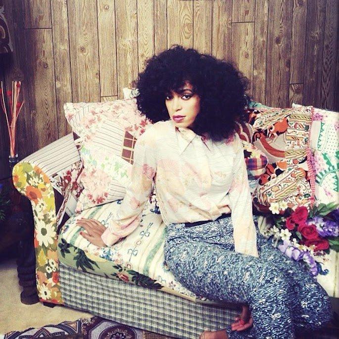 Style Inspiration: Solange