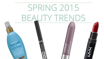 Get Ready: Spring 2015 Beauty Trends