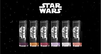 Throwback: The Star Wars x COVERGIRL Collection