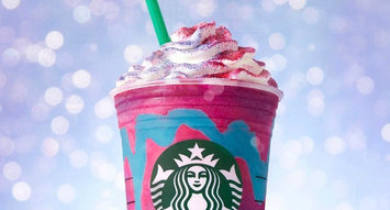 4 Candies The Starbucks Unicorn Frapp Really Taste Like