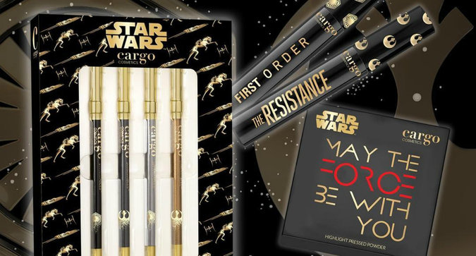 A Star Wars Makeup Collection is Coming!