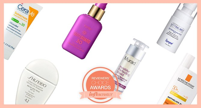 Know Your Nominees: The Best Face Sunscreens