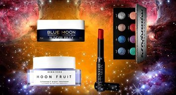 Celebrate the Supermoon With These Galactic Beauty Finds