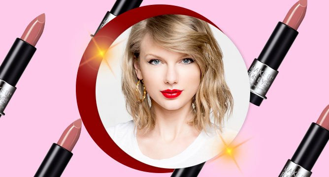 Yes, You Too Can Master Taylor Swift's Red Lip