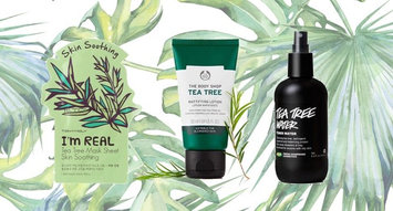 6 Tea Tree Oil Based Products for Acne