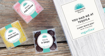 Move Over Rosé, Tequila Gummies Are Here