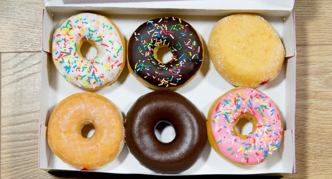 The Tastiest Store-Bought Donuts: 4K Reviews