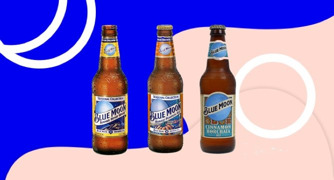 The Best Blue Moon Beer Flavors: 92K Reviews