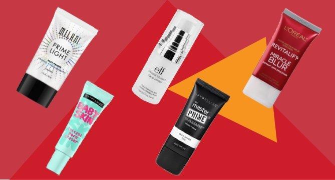 103K Reviews: The Best Drugstore Blurring Primers