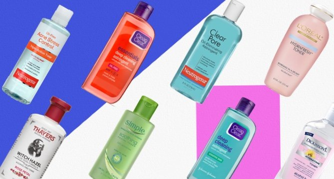 The Best Drugstore Toners: 90K Reviews