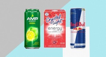 The Best Energy Drinks