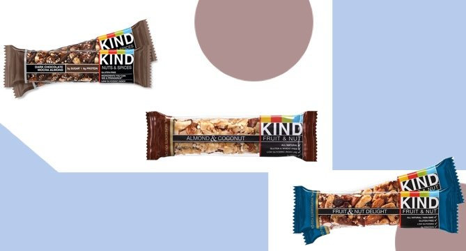 6 KIND Bars to Pack For Your Next Hike