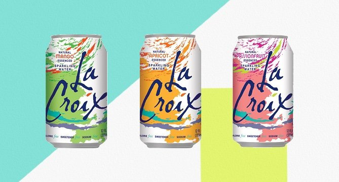 Influensters Reveal Their Top La Croix Flavors