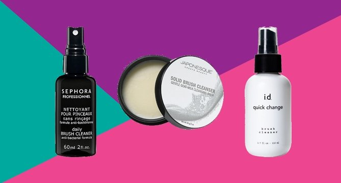 8K Reviews: The Best Cleansers for Makeup Brushes and Tools