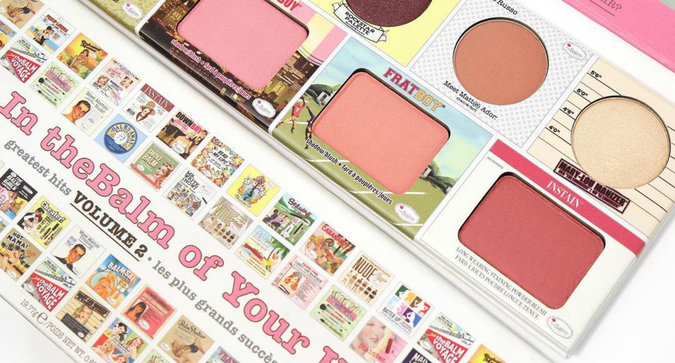 theBalm's New Palette is Like a Greatest Hits of Your Beauty Bag