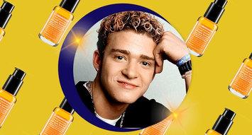 Justin Timberlake's Red Carpet Booster