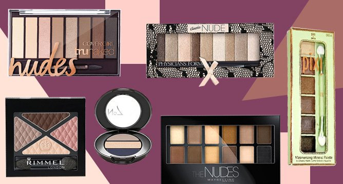 Drugstore Finds: Best Eyeshadows for $13 or Less