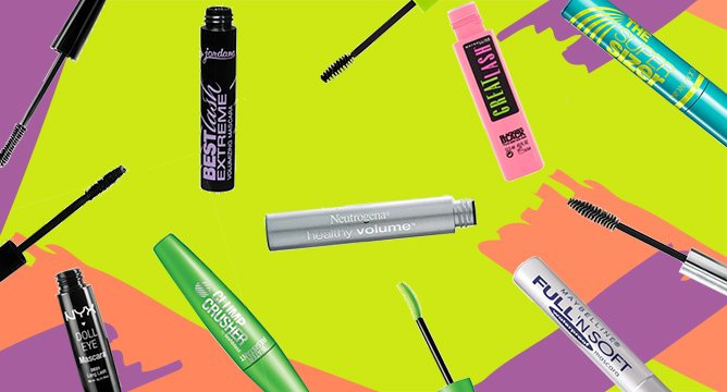 Drugstore Finds: Mascaras for $15 or Less