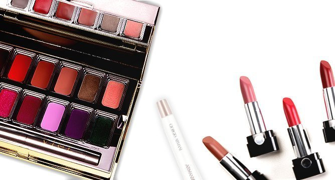 Beauty News: New Fall Lipstick Palettes, Skin Care Launches, and More!